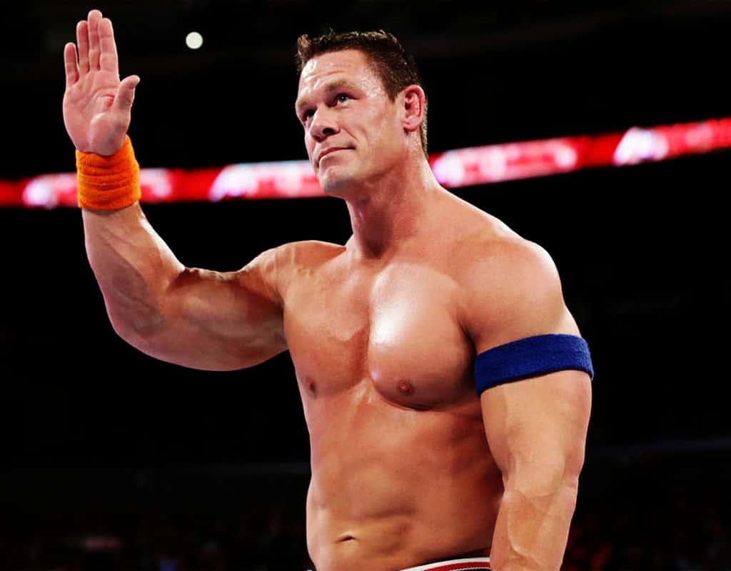 John Cena Letest Photo