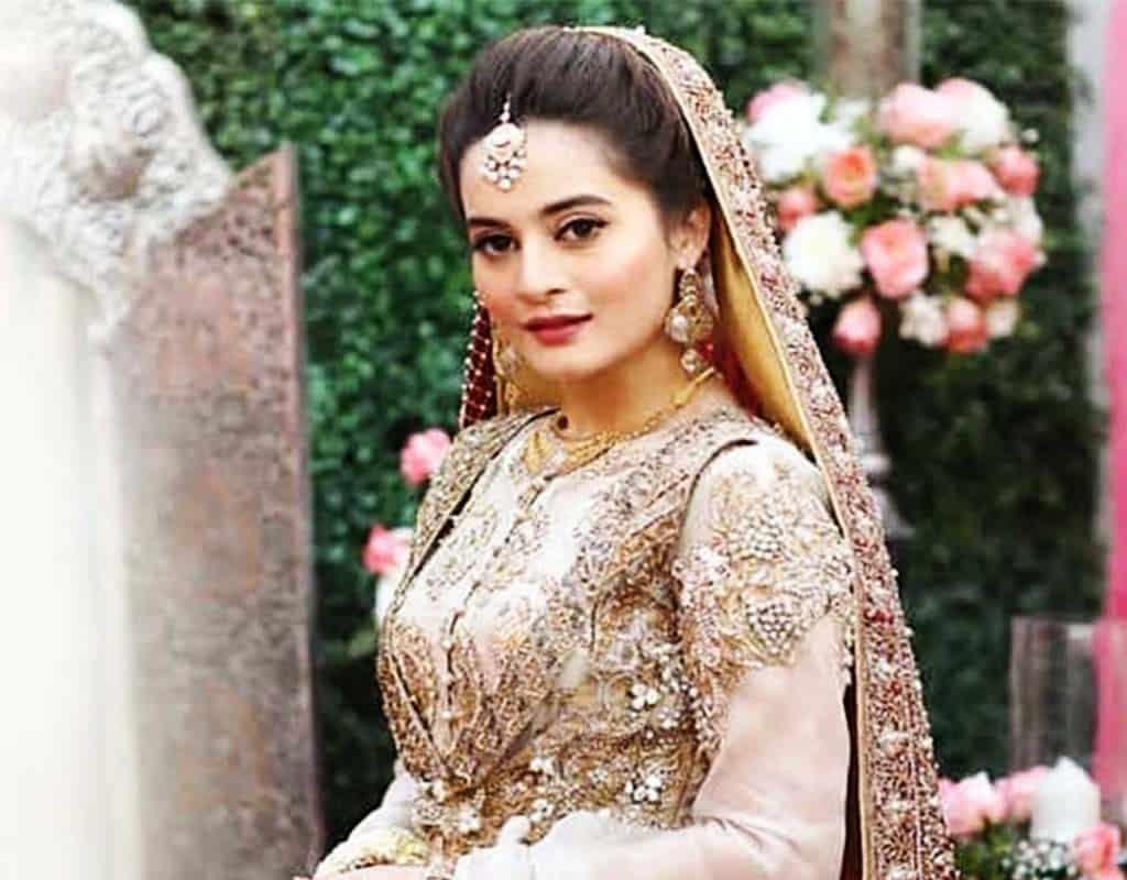 pakistani actress aiman khan