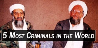 most wanted criminals in the world