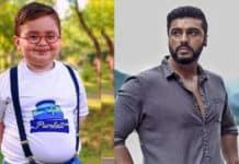 Arjun Kapoor's Reaction On Pakistani Kid Ahmad Shah's 'peechay To Dekho' Meme Goes Viral