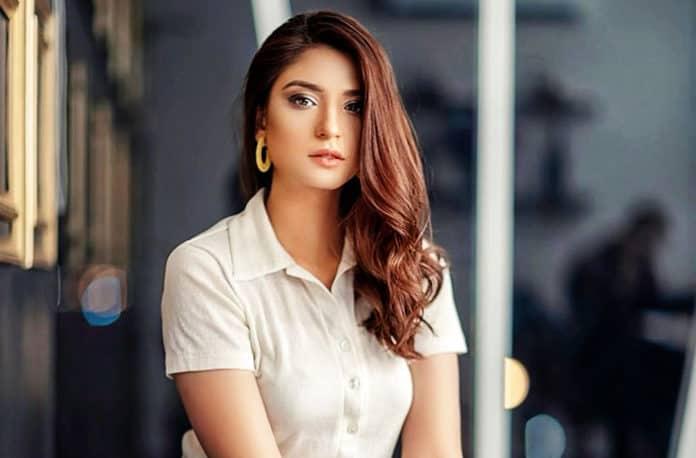 Actress Ramsha Khan