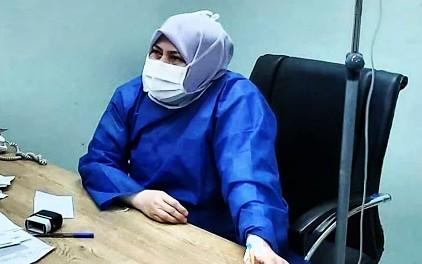 Dr. Shirin Rouhani iran